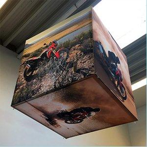 Frame kube 100 x100 cm