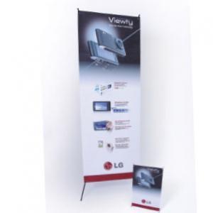 Easy display med banner